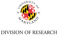 UMD Division of Research logo
